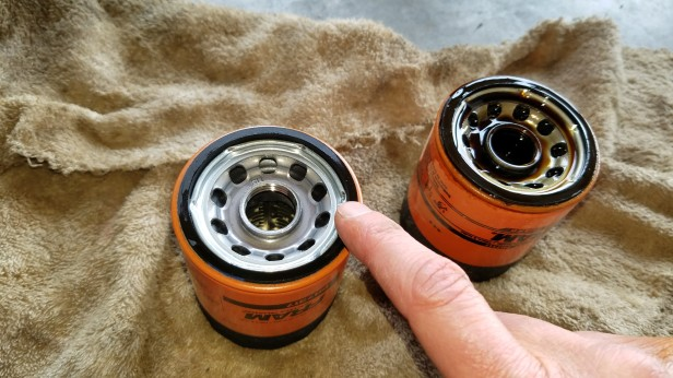 13-old-and-new-oil-filters