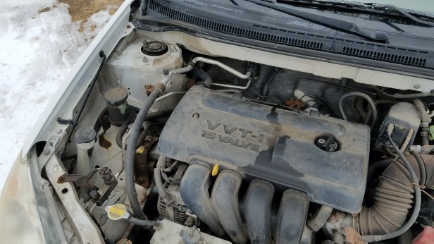 How to Add Power Steering Fluid in a Toyota Corolla