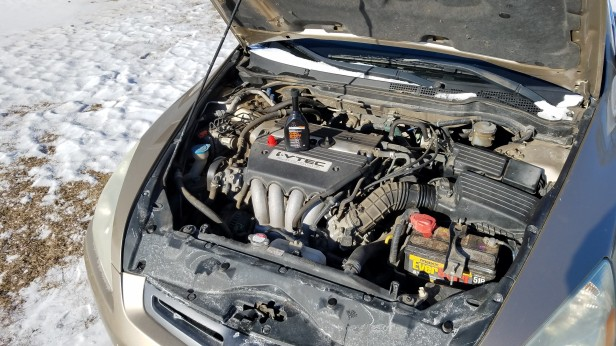 Accord-Engine-PowerSteering-Fluid