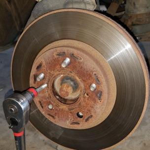 017-removing-stuck-rotor
