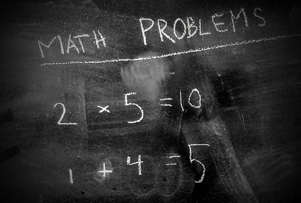 Math-problems-chalkboard