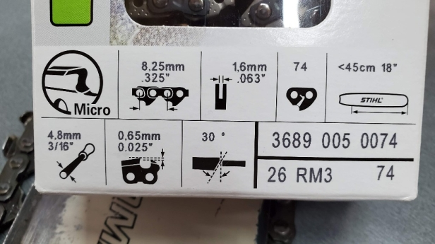 stihl-26rm3-74-chain-18inch-specs
