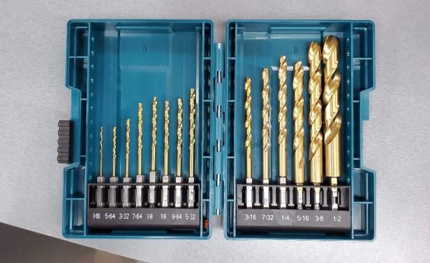 Makita-1-4-inch-hex-shaft-drill-bit-set
