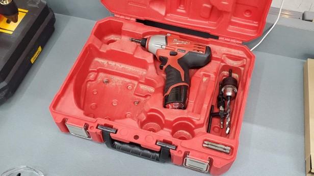 Milwaukee-Drill-in-Case