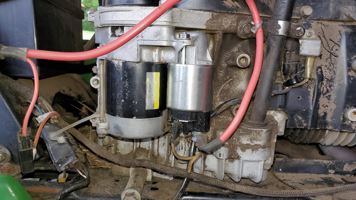 John-Deere-LX172-Lawn-Tractor-Starter-Solenoid