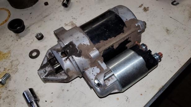 John-Deere-LX172-Lawn-Tractor-Starter