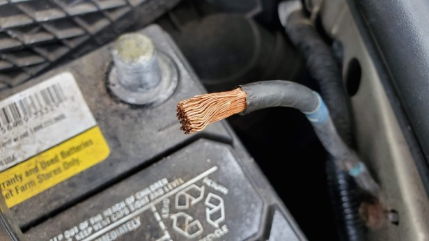 07-cleaned-ground-wire