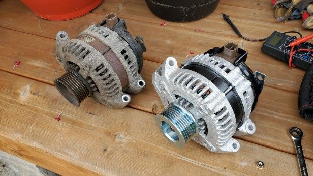22-old-new-alternator-honda-accord