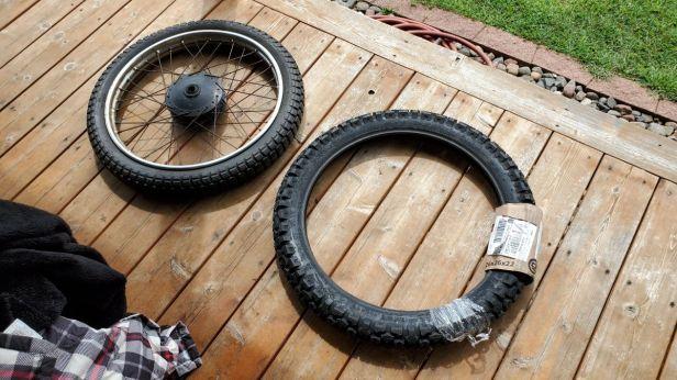 motorcycle tire repair guide
