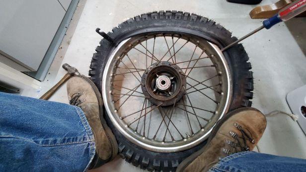 11-pry-on-tire-onto-rim