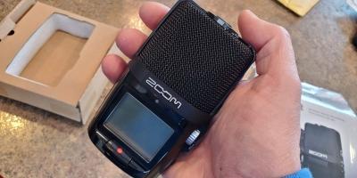 Zoom H2n Handheld