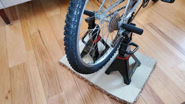 DIY-Exercise-Bike-Easy-Way