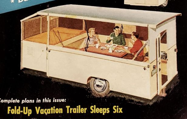 DIY-Fold-Up-Vacation-Trailer-Sleeps-Six-Van-Life-Travel