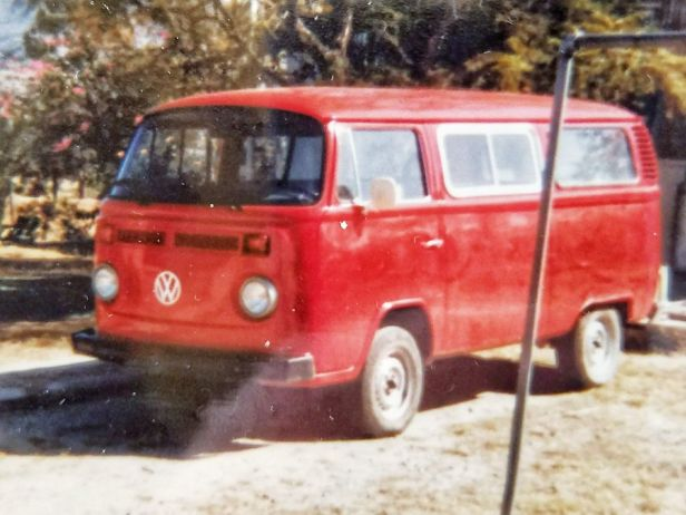 Volkswagon-Bus-Red-Van-Life-Practical-Mechanic-Retro