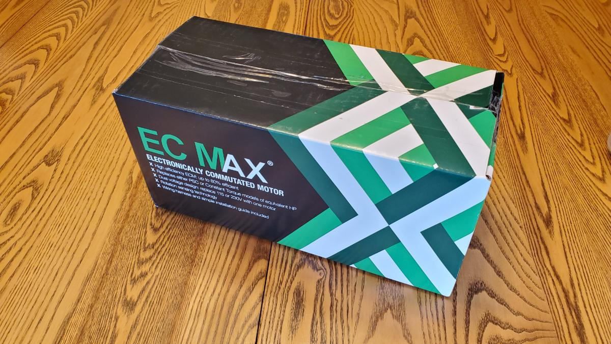 EC max motor (Packard)