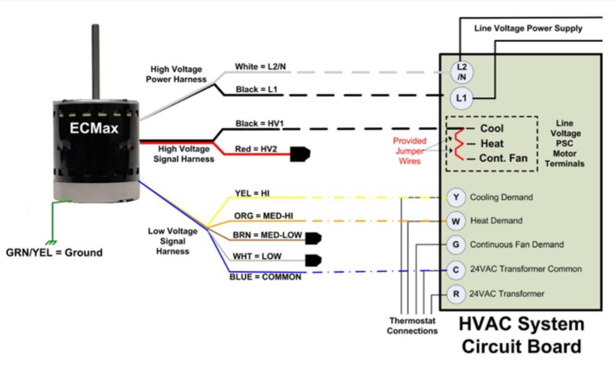 Packard EC Max Wiring Diagram