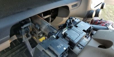 Honda Accord Starter Switch Replacement